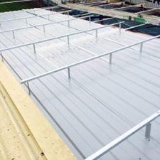 Asgrid roof system