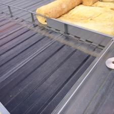 Roof resheeting